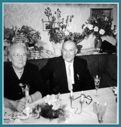 Goldene Hochzeit 1959